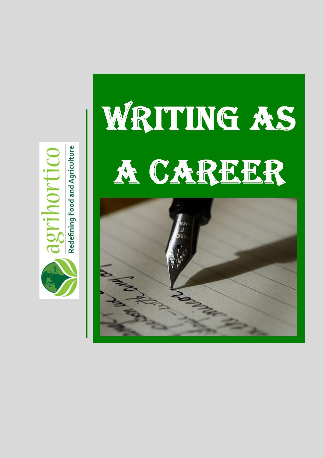 writing-career